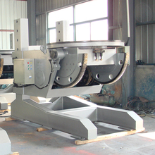 5t load capacity Flange Rotary welding positioner