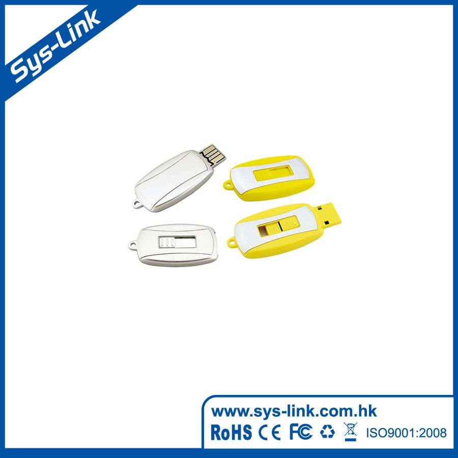 Slide Out Plug Usb Flash Drive