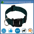 Wholesale Durable plastic buckle Nylon Dog Collar