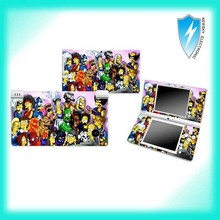 High Quality PVC Sticker skin for DSI