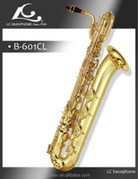 2015 best quality baritone saxophone wholesale musical instruments
