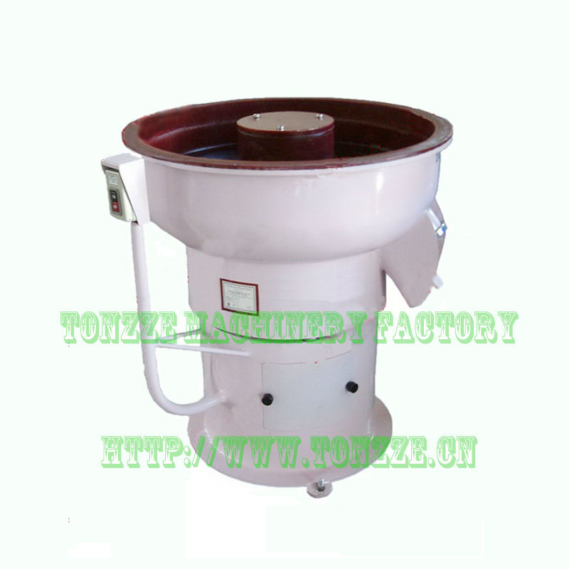 Small bowl vibratory polishing machine
