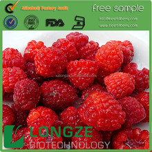 health care raspberry p.e ketone powder Factory Best Quality Black Raspberry Extract