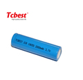 icr18650 2000mah 3.7v rechargeable li-ion battery