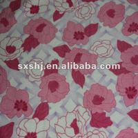 100% Polyester Textured Coral Fleece Fabrics