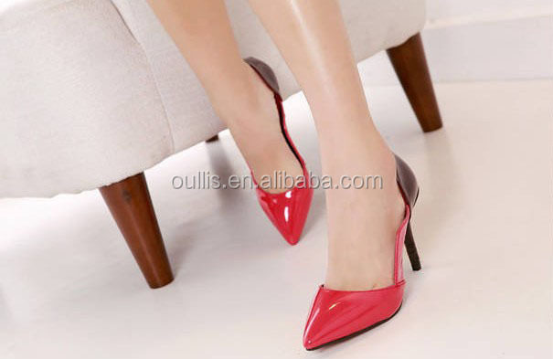 Mega March Sourcing cheaper shoes ladies China shoes factory PY2864 guanzhou Customized order size35-44