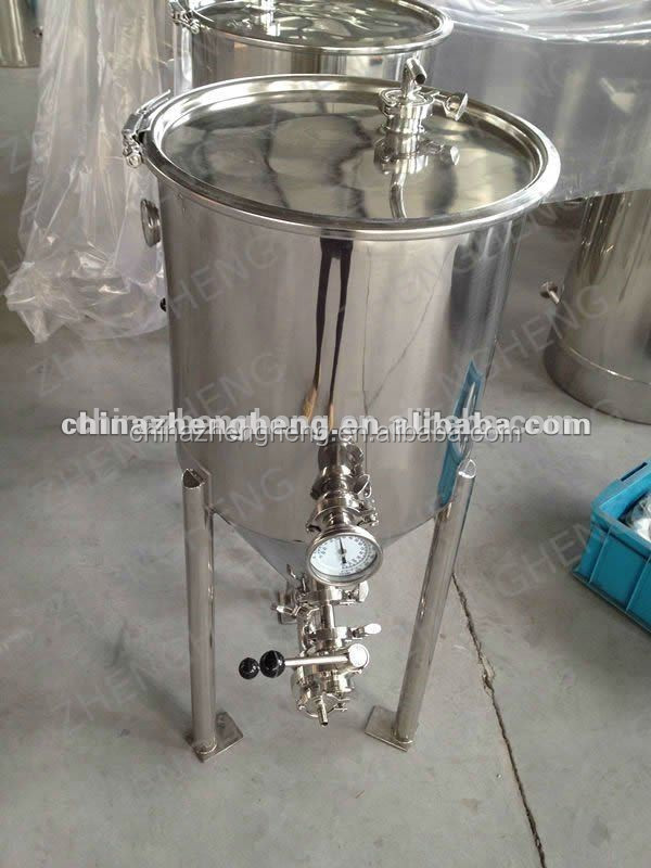 30L 50L stainless steel conical brew fermenters for sale