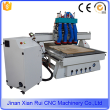 Furniture industry Simple Auto Tool Changing atc spindle cnc router