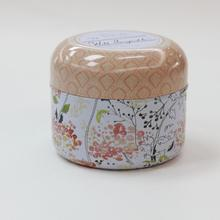 OEM/wholesale seamless 13-14oz soy candle/wax packaging tin box