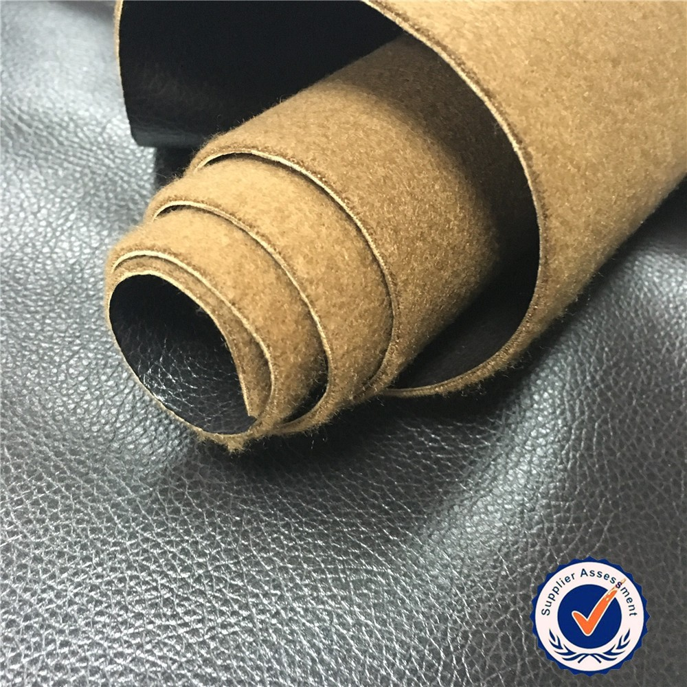 soft Breathable PU leather for sofa
