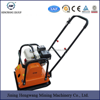 construction machinery Plate Compactor for sale /electrical Soil Tamper Compactor Hw Plate
