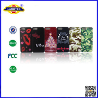 New Painted Colorful Pattern Hard Skin Case Cover for Apple iPhone 5 5S 5G Painting Case Laudtec