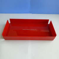 New design plastic dish drainer tray with Sushi