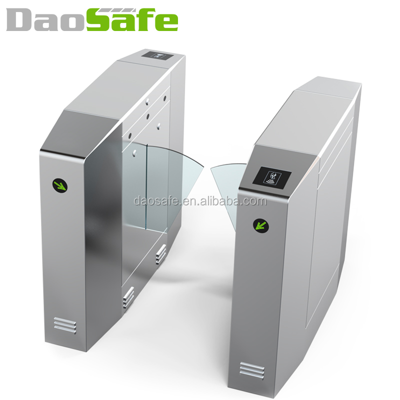 Thailand Metro Turnstile Flap-shaped Barrier Gate Parts