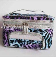 Zebra bulk cosmetic bags BU-CM012B