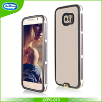 wholesale clear hard mobile phone case for samsung galaxy S6