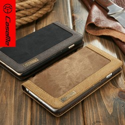 CaseMe Case Cover Leather for iPhone 6 plus, Case Mobile Phone Cover for iPhone6 plus Smart Cover