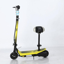 China Manufacturer Foldable Lightweight Mini Electric Mobility Scooter for Short Travel