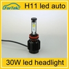 led headlight h11 led headlight bulb h11 high power car led lamp