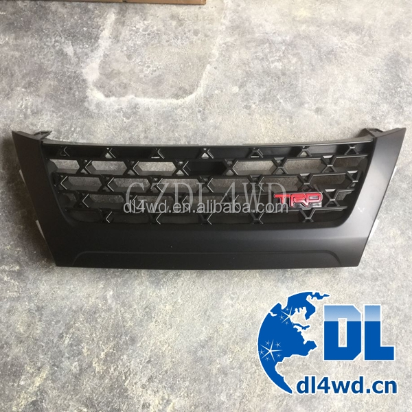 Car front grill for toyota fortuner 2016 NEW
