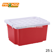 Stackable Household Reliable Plastic Storage Bin For Fish Storage