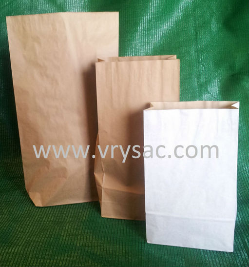 Paper bag for packing 5Kg flour