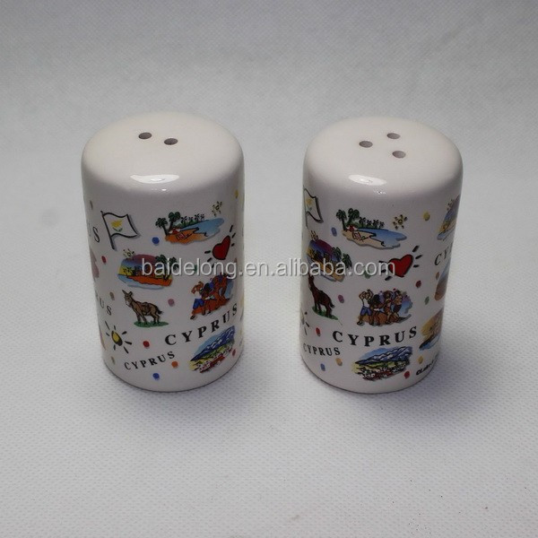 Krtchup Salt and Pepper Shakers Set