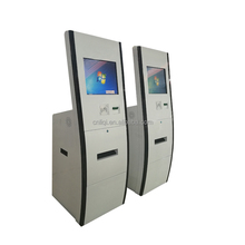 22 Inch Self Service Kiosk With A4 Printer And RFID Card Reader