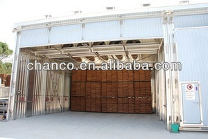 Good quality stylish industrial wood dryer kiln for sale