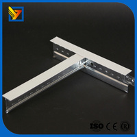 t bar suspended ceiling grid/ceiling t bar/suspended ceiling t grid for gypsum board