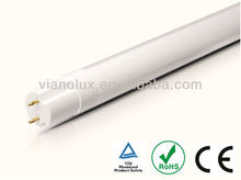 Less than $0.1/W LED T8 Glass Tube in Cheap Price Top 10 Factory in China TUV Approved
