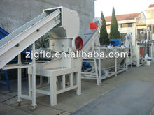 Plastic Recycling Plant/Plastic recycling machine/PP PE Washing Line