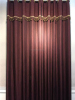 2015 china wholesale blackout curtains for glass doors