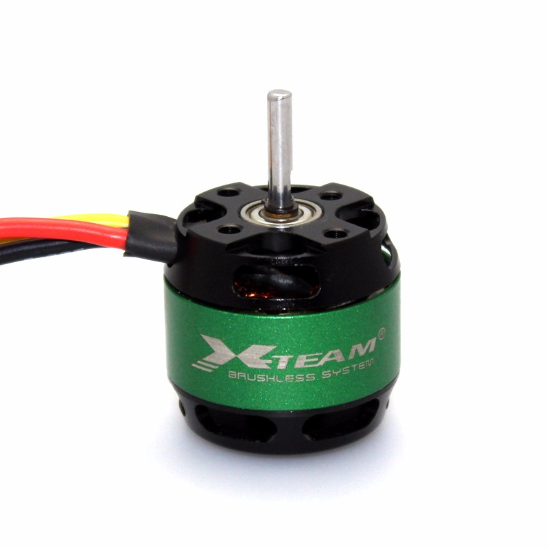 XTO-2209 1100kv X-Team Outrunner Brushless Motor for Radio Control Airplane