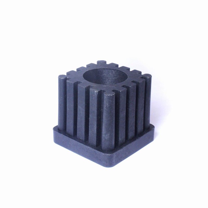 Top supply square plastic pipe fittings for table protectors