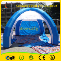 Mini durable inflatable advertising tent , dome inflatable tent canopy , inflatable marquee for factory price