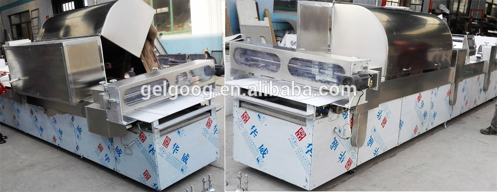Stainless Steel Peanut Crisp Candy Maker Muesli Energy Sesame Bar Making Machine Cereal Bar Production Line For Sale