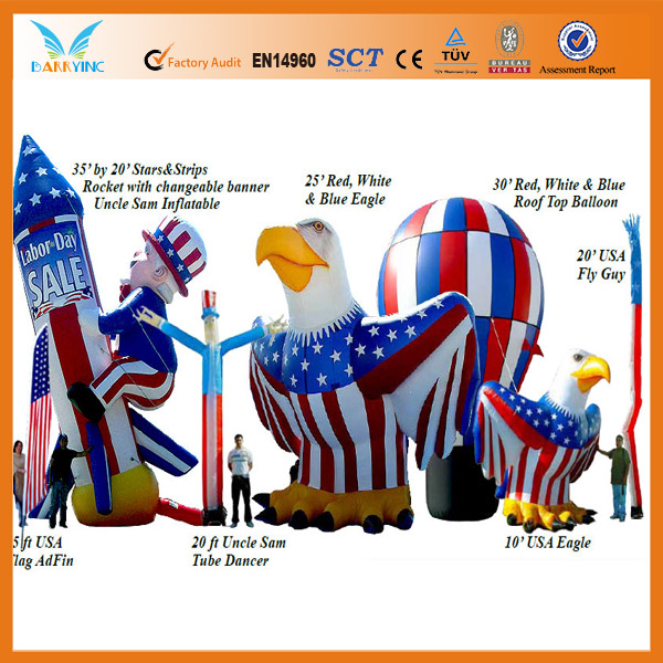 Advertising inflatables model ,inflatable advertising combo