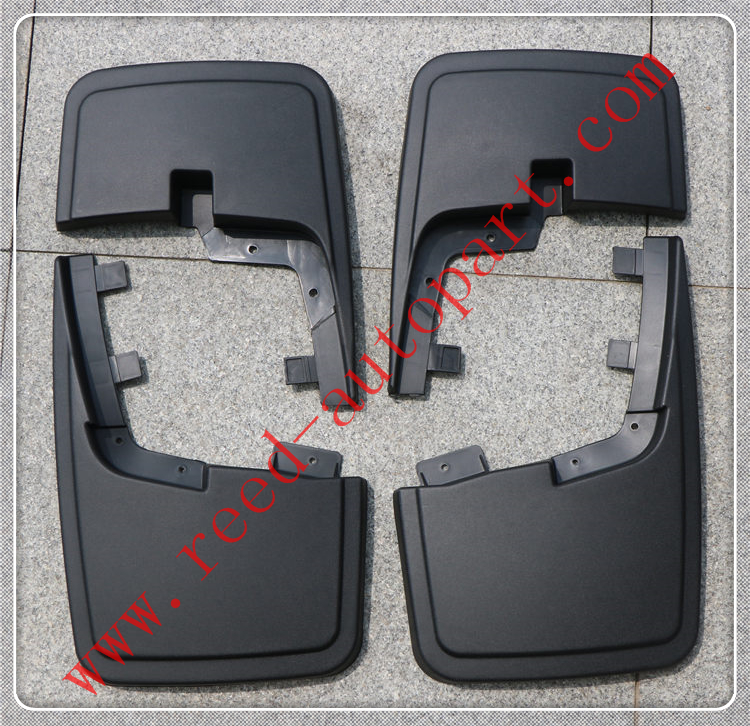 Car plastic mudflap for trucks mudguard for FordF-150 2004-2015