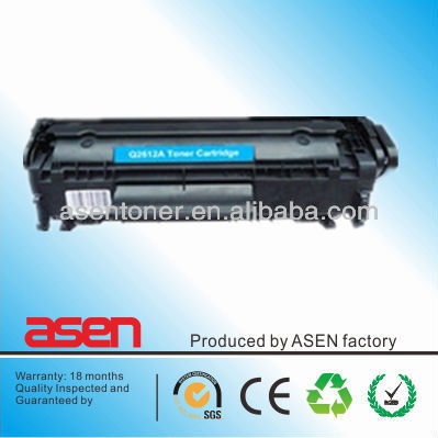 compatible 2612A for laser printer 1010/1012/1015/3015/3020 toner cartrige
