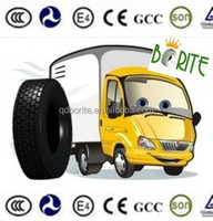 HOT SALE Safe And Reliable Truck& Bus Tire Size 1000-20 315/80r22.5 With Full Size