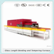 2000*3660mm low-e and float mini glass tempering furnace