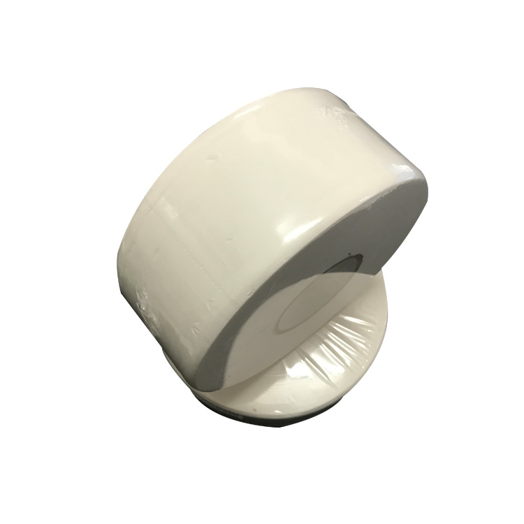 100% virgin mini jumbo roll tissue/toilet paper roll/bathroom tissue