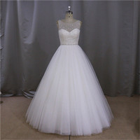 sxey china guangzhou fluffy modern puff ball gown wedding dress