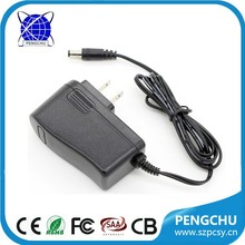 12W Wifi Adapter For Android Tablet 12V 1A DC Battery Backup Power Supply
