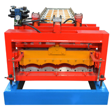 High Quality Roof Sheet Glazed Tiles Roll Forming Machine, Metal Profile Tile Making Machine
