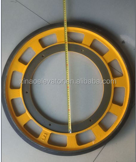traction wheel from Beijing factory /China factory products /export to India malayasia