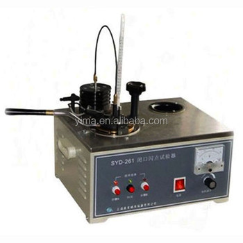 Sdy 261 Fully Automatic Closed Cup Flash Point Tester For
