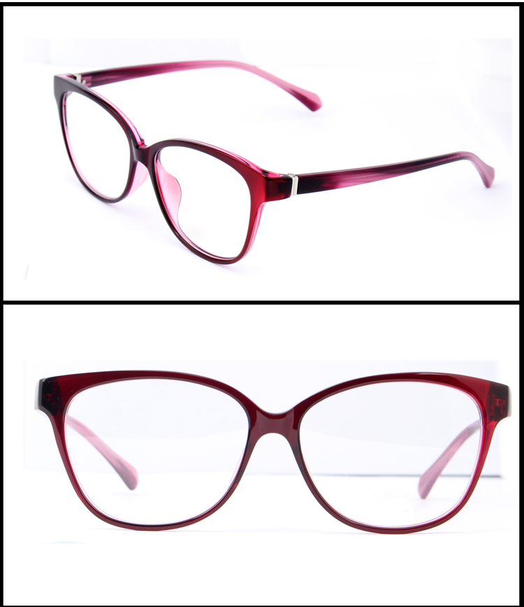 Eyeglass Frames Manufacturers China : 2016new Trendy Reading Glasses Eyeglass Frame Factory ...