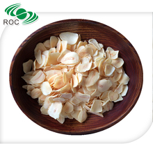 wholesale Chinese bulk grade A dehydrated garlic flakes with root at best price